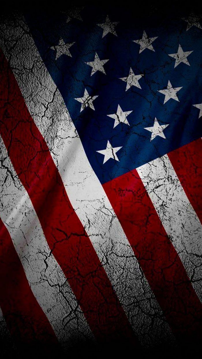 American Flag iPhone 6 Wallpaper 1080p, Papeis de parede