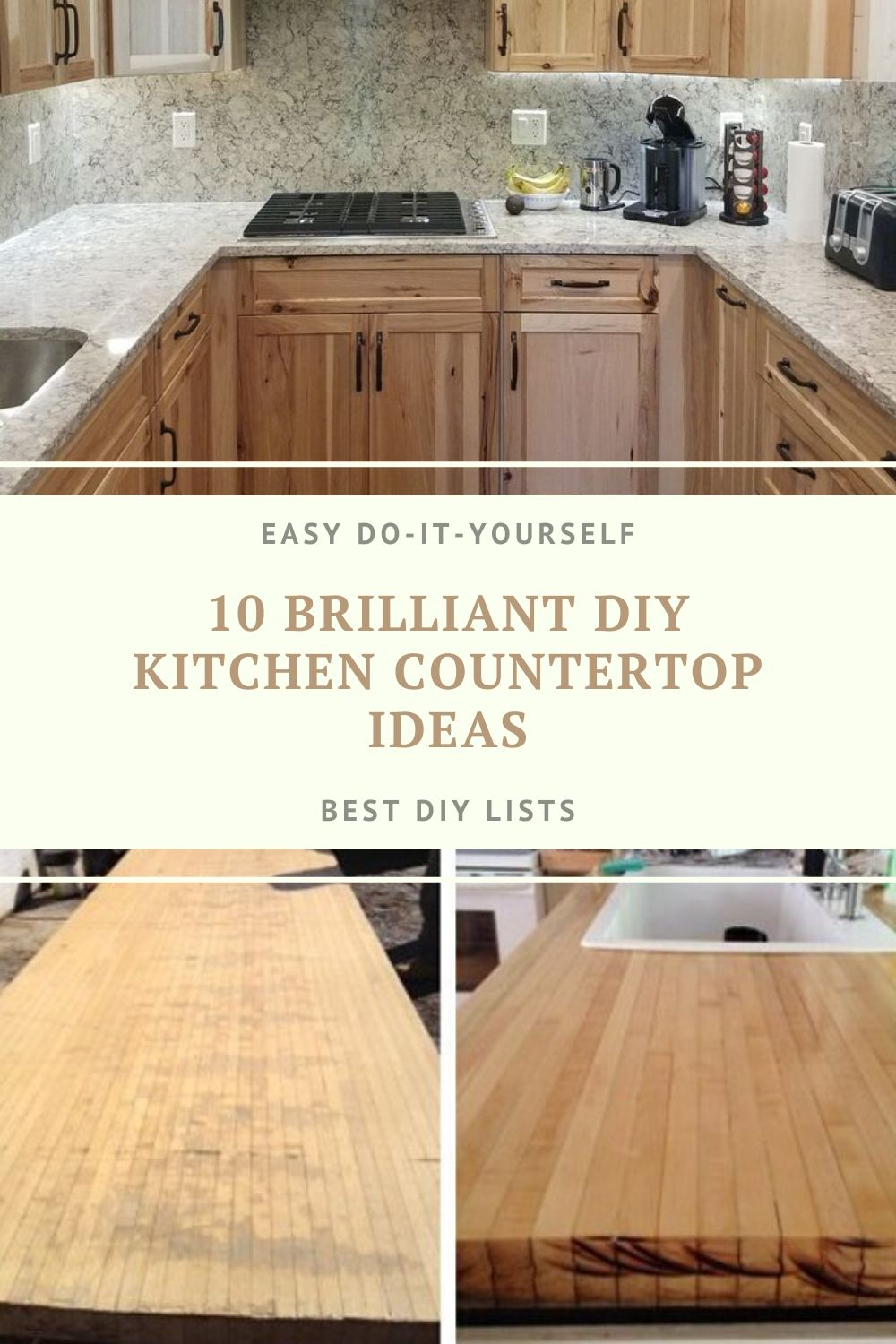 Pin On Kitchen Diy Ideas