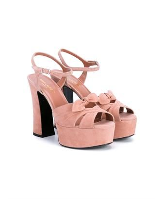 Saint Laurent Candy 80 Bow Sandals ebay online outlet really buy cheap perfect cheap sale 2015 clearance Inexpensive 478NJkL
