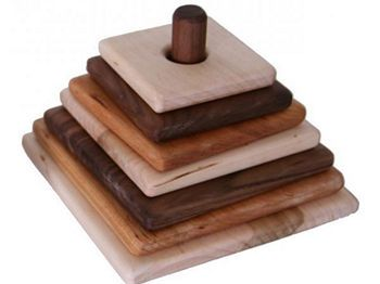 Wooden Stacker