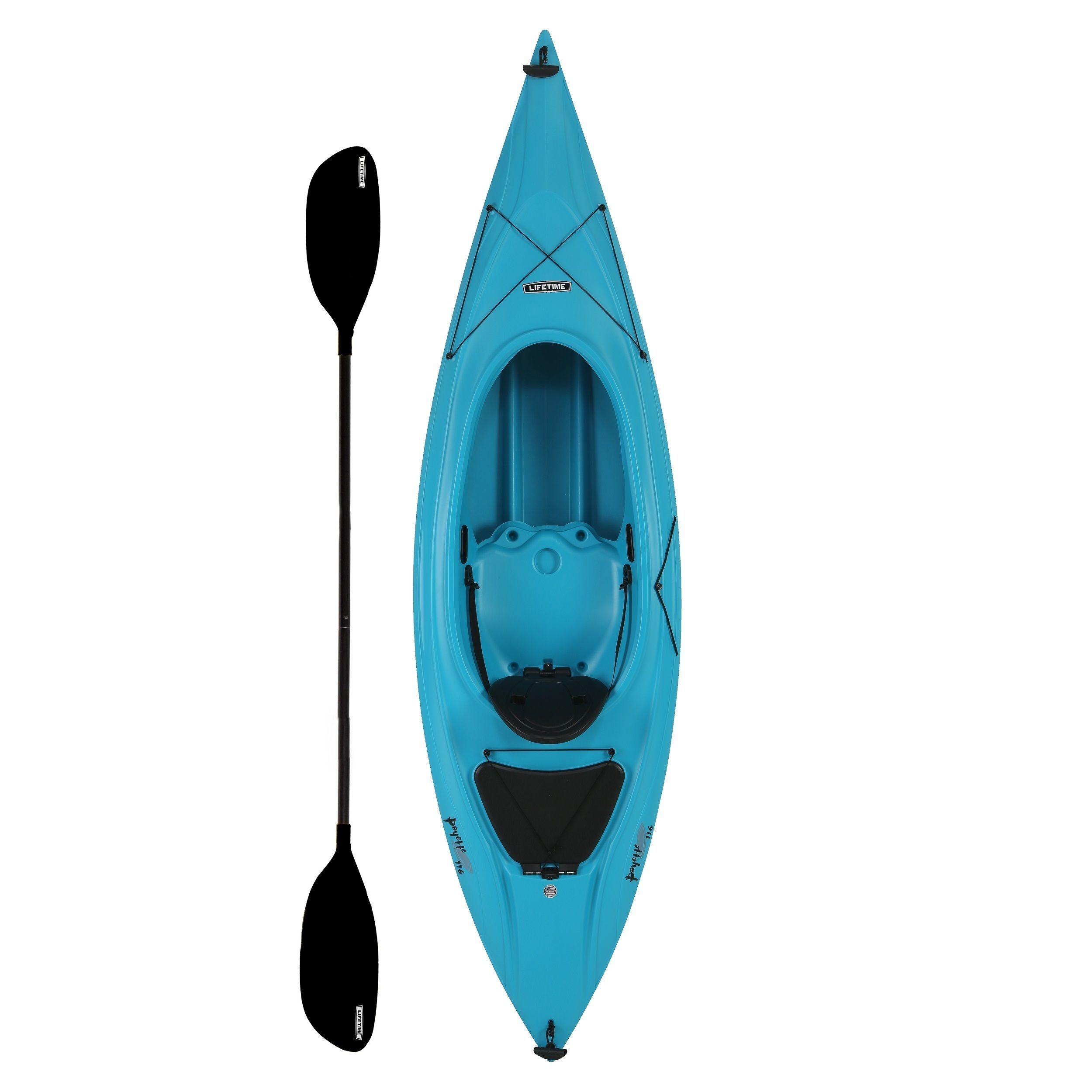 Lifetime Payette Blue 116inch Kayak