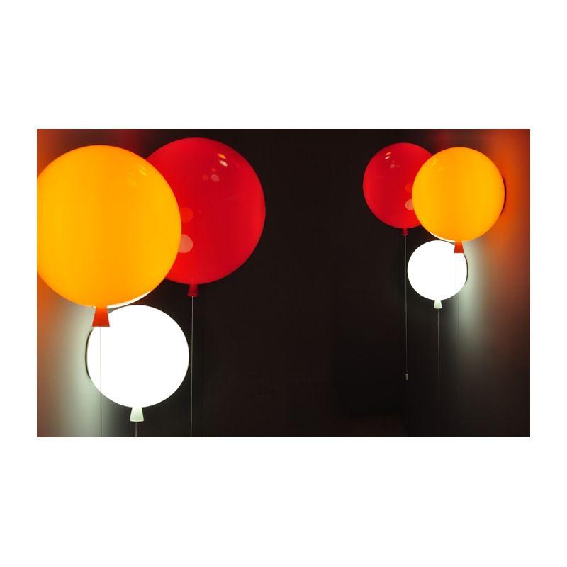 Lampe murale ballon Lampe ballon, Lampe chambre bébé et