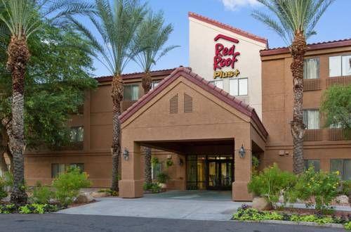 Red Roof Inn Plus Tempe Phoenix Airport Tempe Arizona Located