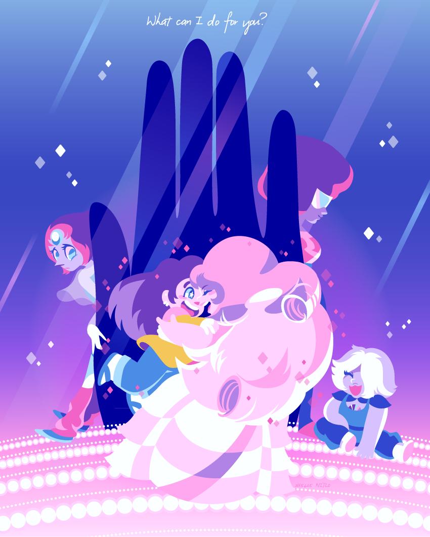 Pin De Her Made Up World En Steven Universe