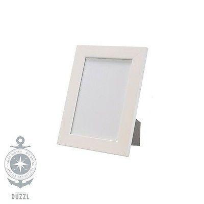 Ikea Fotorahmen ikea nyttja rahmen weiß 13x18cm 1 stück bilderrahmen fotorahmen