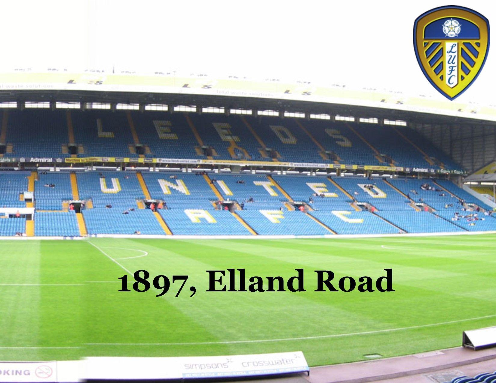 1897 Elland Road Stadium Elland Road Leeds West Yorkshire England Elland L23511 Leeds United West Yorkshire Leeds