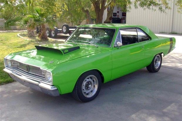 1967 Dodge Dart 472 Hemi Engine Dodge Muscle Cars Dodge Dart Dodge