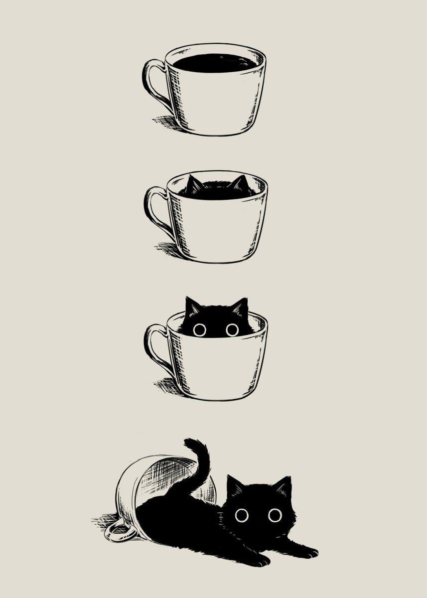 アボガド6 イラスト ねこ ネコ イラスト 猫 イラスト かわいい