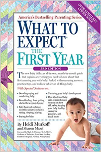 what to expect the first year book free download