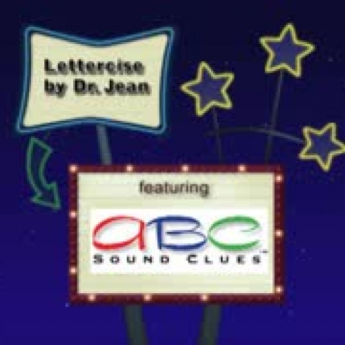 44ff5dcd162 ABC Sound Clues with Lettercise by Dr. Jean F | ABC and sounds | Abc ...