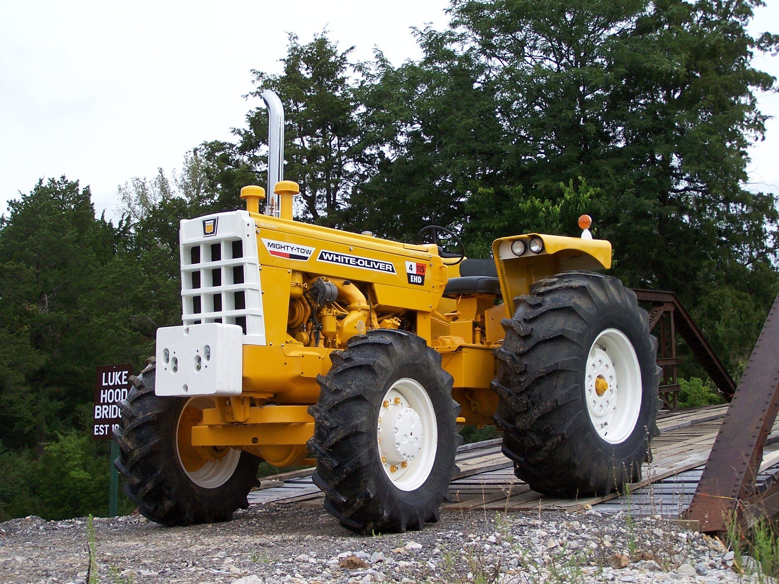 Oliver Tractors Pinterest Tractors Antique Tractors And Trucks