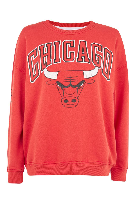 Chicago Bulls Sweatshirt by UNK X | chicago bulls in 2019