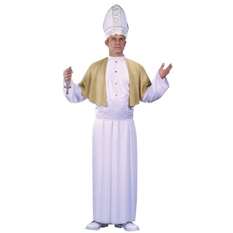 Pope costume from Ricky's Halloween http://www.rickyshalloween.com ...