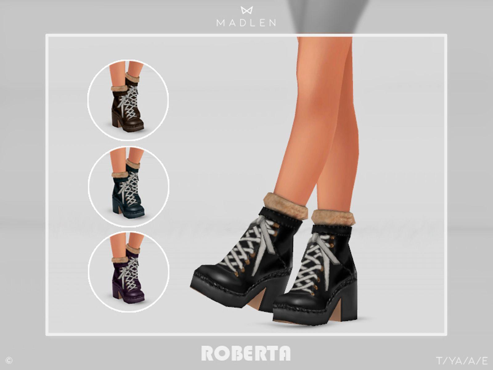 Madlen Roberta Boots | Madlen on Patreon