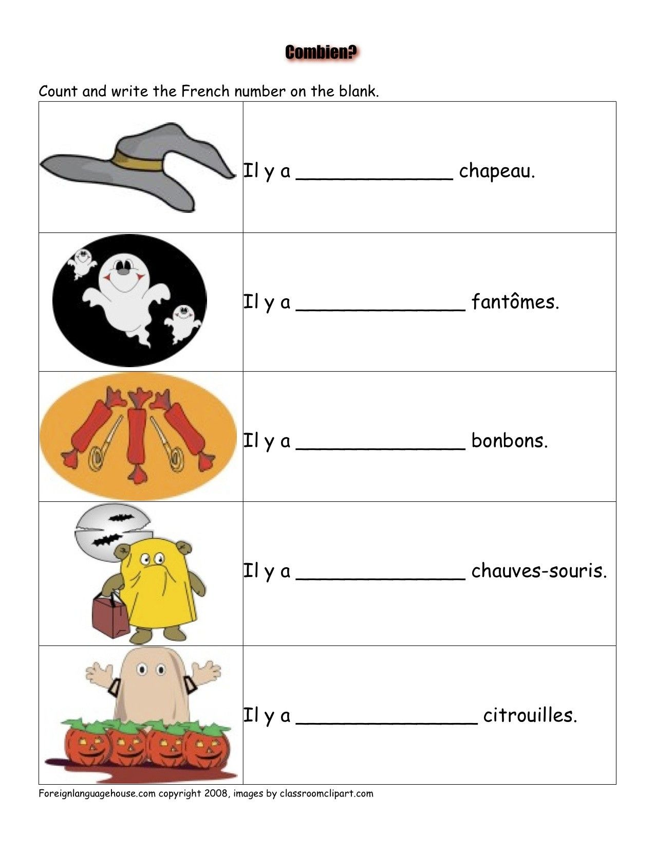 small resolution of Authentication Required   French worksheets