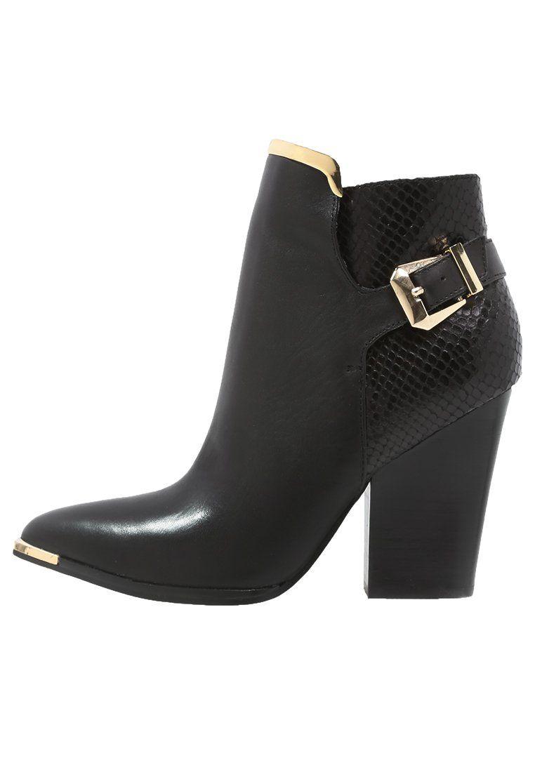 ALDO YOLANDAH Boots talons black ZALANDO BE