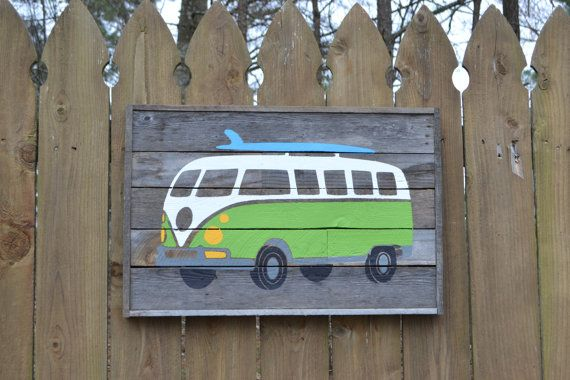 Wood cutout of a VW bus Woodworking - for the Scroll Saw - copy blueprint engines bp3501ctc1
