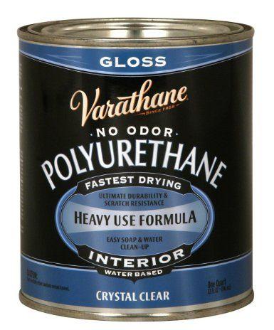 Rust Oleum Varathane Interior Crystal Clear Water Based