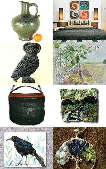 Etsy Treasury by Debbie--Pinned with TreasuryPin.com