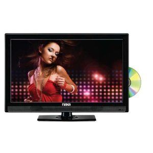 Naxa 19 12 Volt Widescreen Lcd Tv With Dvd Player And Remote For 217 89 Tv Tuner Digital Tuner Digital Tv