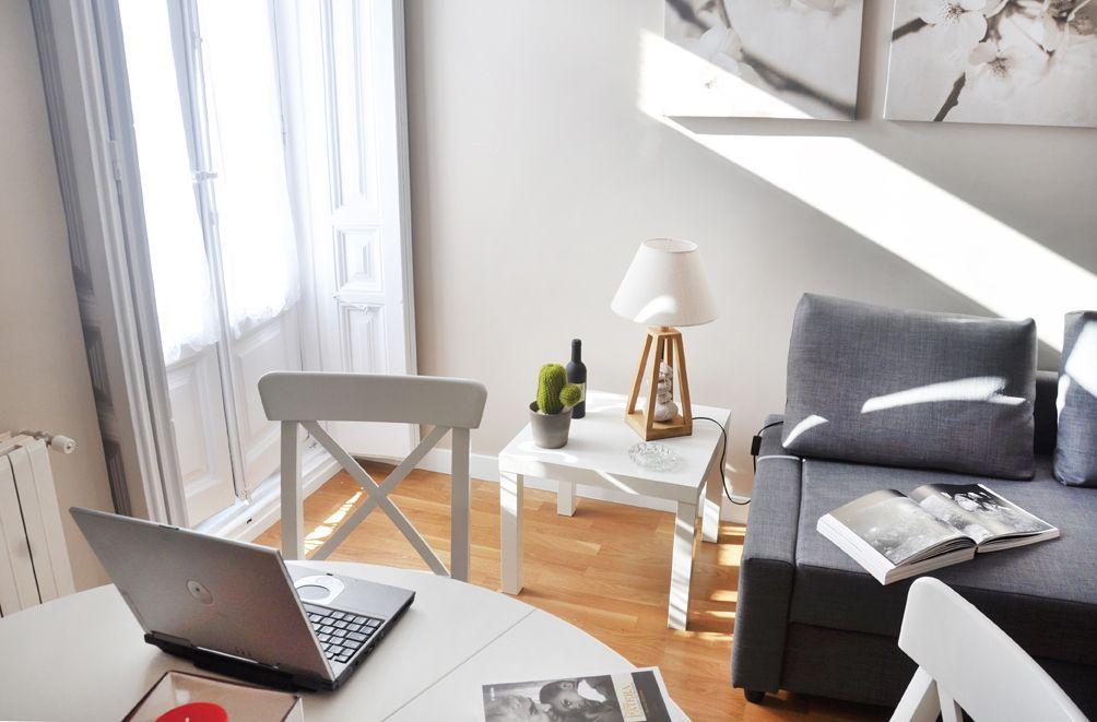 Apartamento con encanto en pleno corazón de Madrid