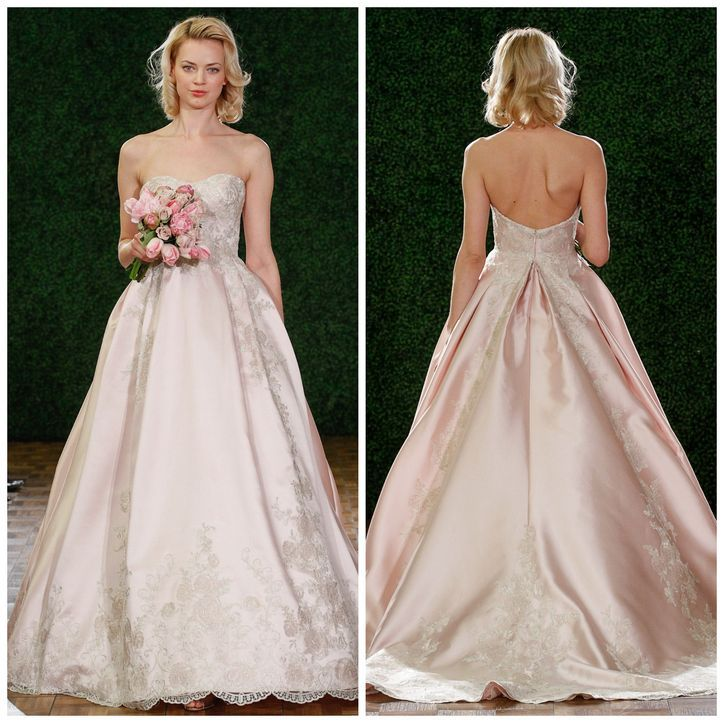 New Watters Wedding Dresses: Awesome Aisle Style for Pretty Much ...