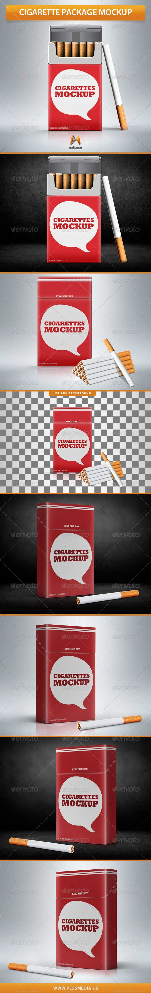Download Pin on Package Mockup