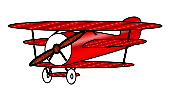 vintage airplane clip art triplane a simple cartoon triplane www rh pinterest com old fashioned airplane clipart red vintage airplane clipart