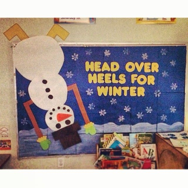 Board Decoration For Christmas: Winter+Holiday+Bulletin+Board+Ideas