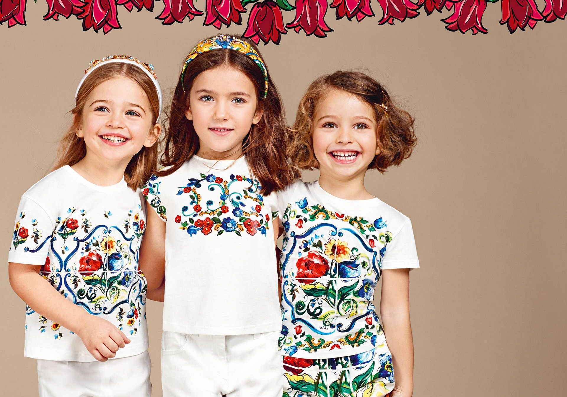Dolce Bambini ~ Discover the new dolce gabbana children girl collection for fall