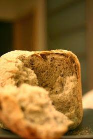 辣媽Shania: 「麵包機」 – 芝麻蜂蜜吐司