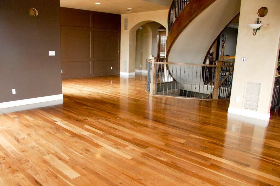 Hardwood Flooring In Denver Floors Denver Footprints