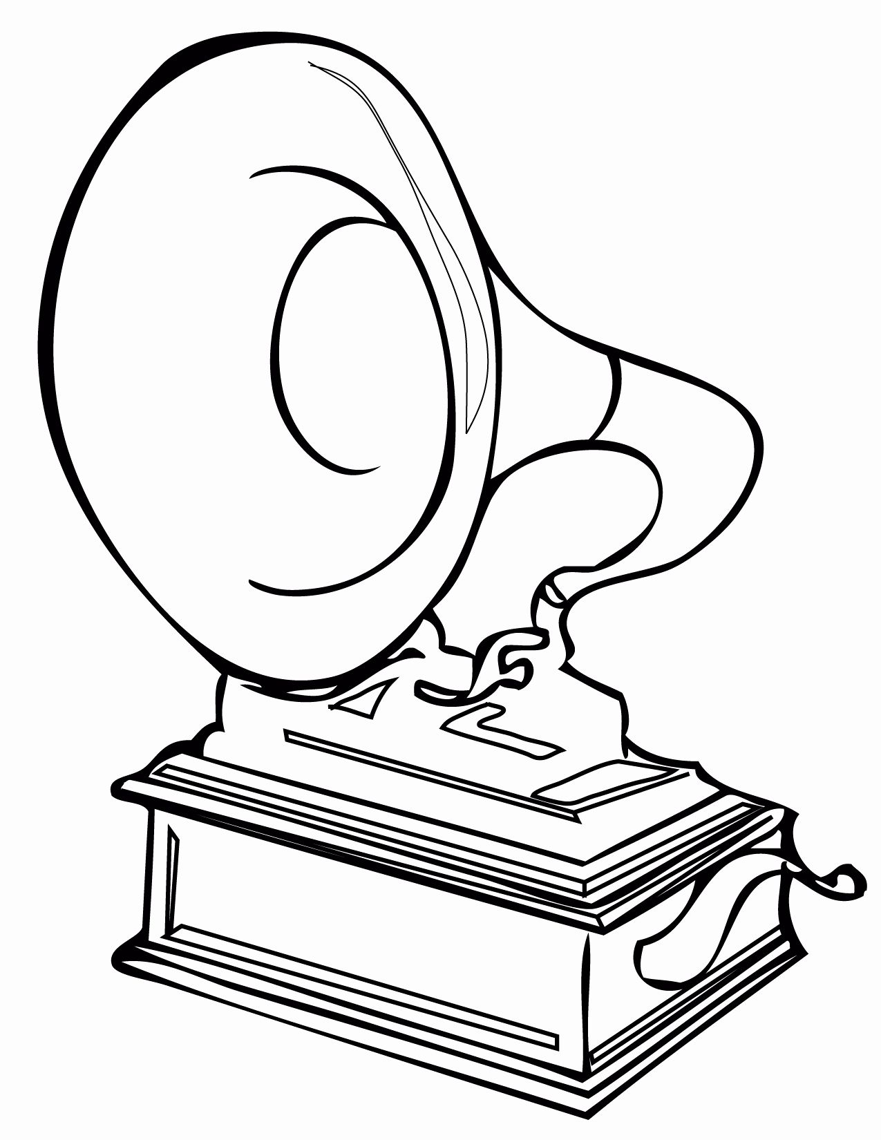 Thomas Edison Coloring Pages Best Of Phonograph Thomas Edison Coloring Pages Coloring Home In 2020 Coloring Pages Color Printable Coloring