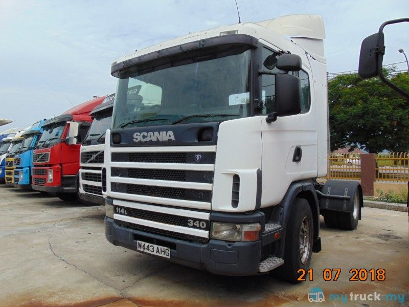 Scania Trucks For Sale In Malaysia Mytruck My Trucks For Sale