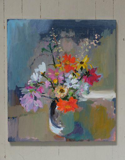 wallflower - Flora Roberts