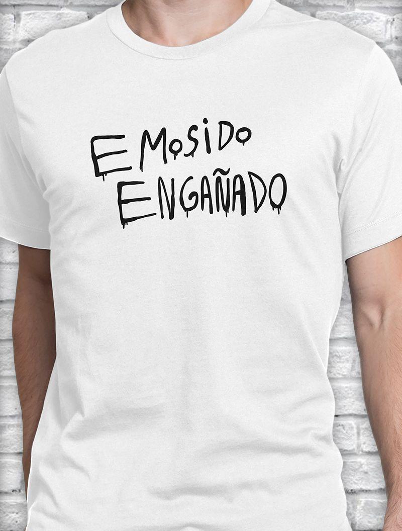 2b4d1e5c65 La camiseta Emosido Engañado podemos decir que ya forma parte de la cultura  pop de nuestro