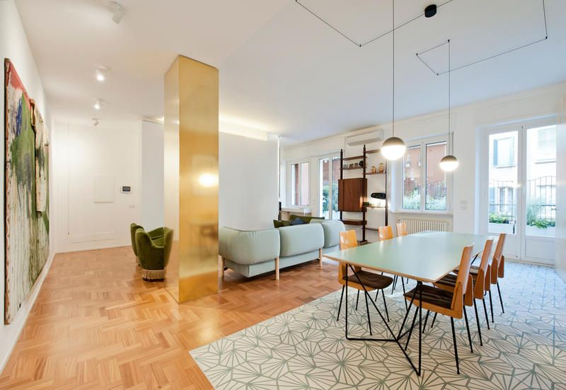 Arredamento vintage ~ Arredamento vintage mobili su misura casa moderna living living