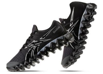 puntada Leo un libro canal  Reebok Men's Black ZigTech Shark 3.0 Running Shoe - $99.99 from ...