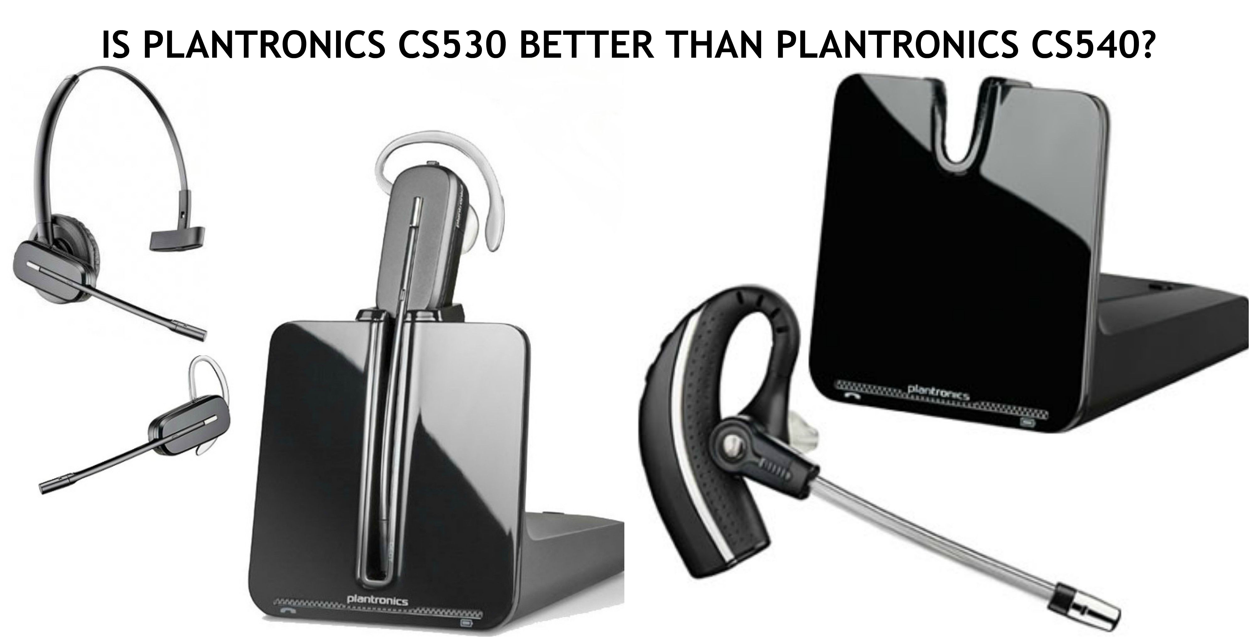 What Is Best Plantronics Bluetooth Headset For Office Goheadsets Plantronics Headset Headsets