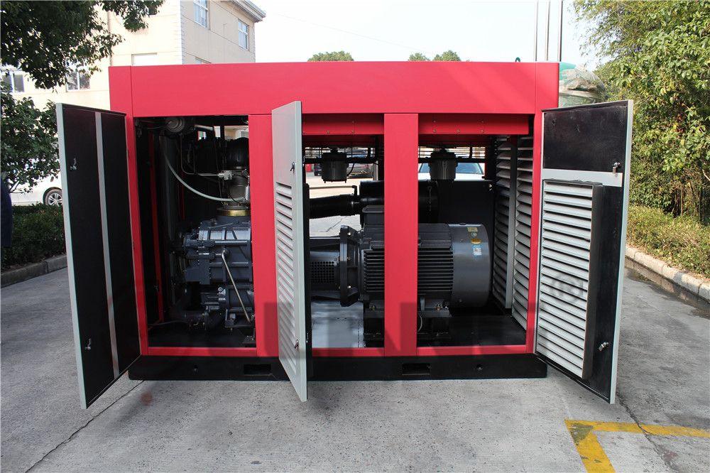 150HP de imán permanente de compresor de aire de bajo