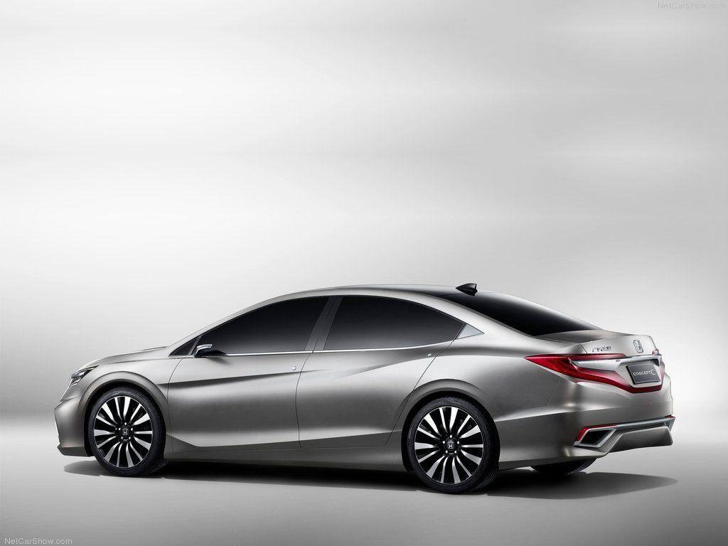 Honda C Concept 2018 honda accord, Honda accord, Honda