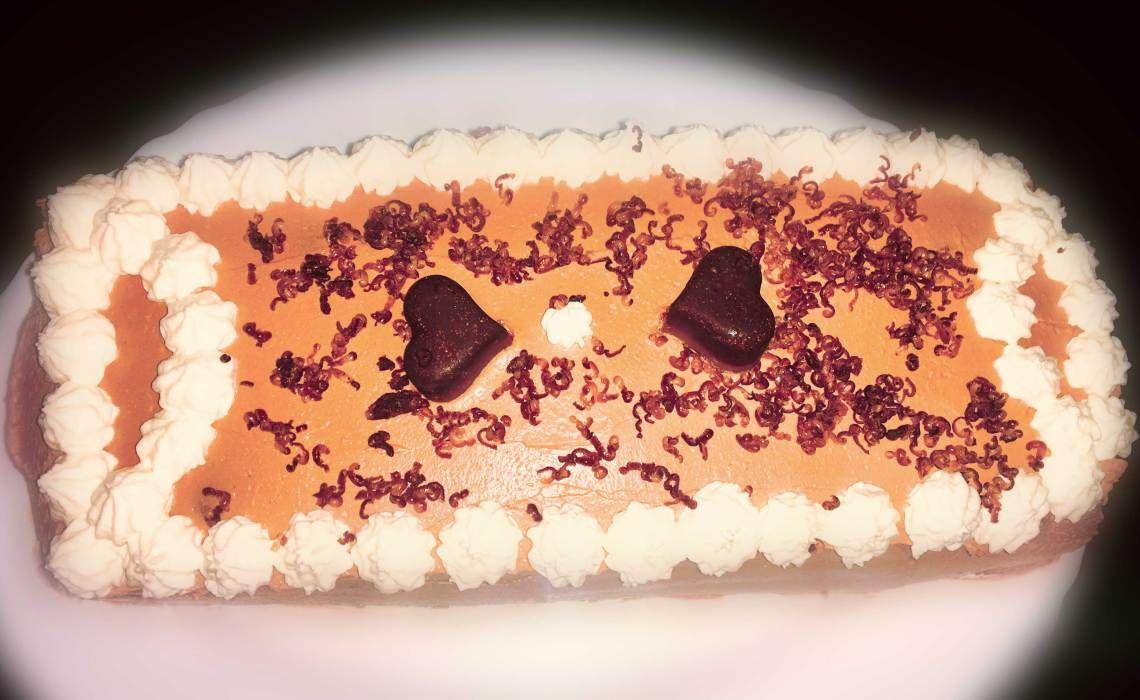 Birthday Keto Cake With HealthBoosting Ingredients by