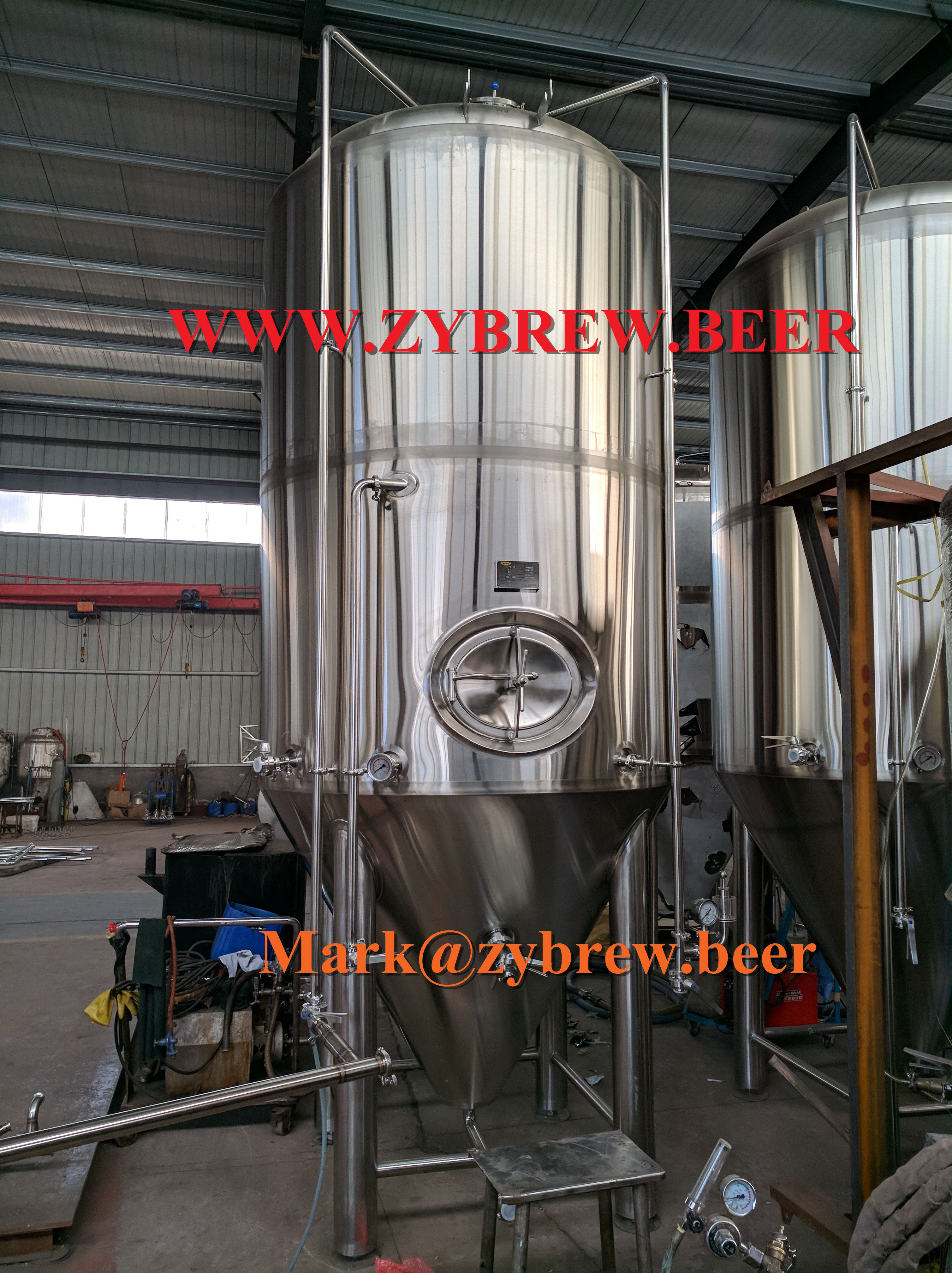 40bblfermenter With High Quality Fair Price Zybrew Is An Integrated Enterprise Who Is Major In Brewery Industry And Also Beer Brewing Equipment Micro Brewery