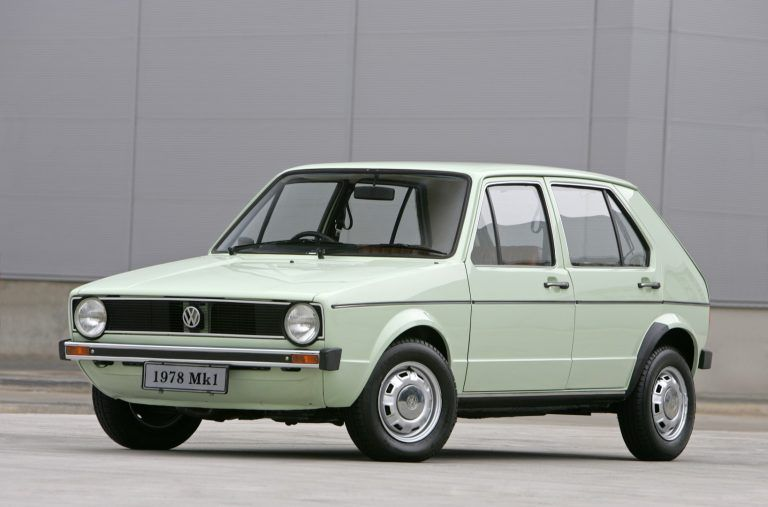 Volkswagen Celebrating 40 Years Of The Golf In South Africa In 2020