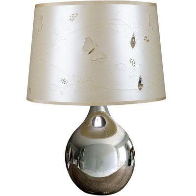 "Laura Ashley Lighting Tierney 13.5"" Table Lamp"