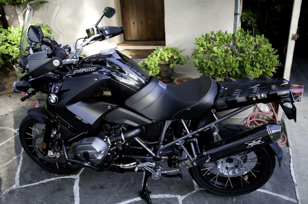 Bmw R1200gs Adventure Triple Black 13 Bmw Triple Black Black