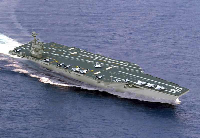 Uss John F Kennedy Cvn 79 Nuclear Powered Supercarrier Image Pic1 Avianosec Korabl Vms Ssha