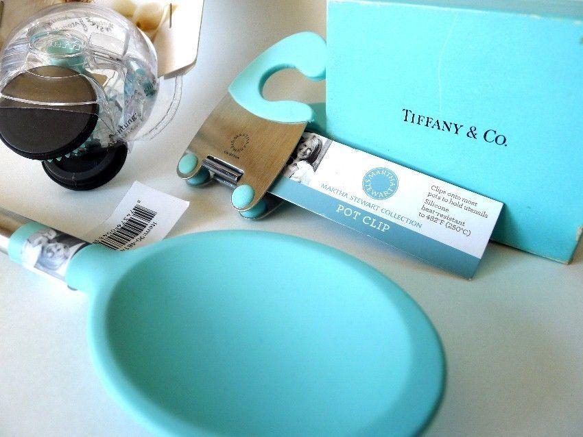 Good Martha Stewart Kitchen Tools Utensils Tiffany Blue Turquoise Robinu0027s Egg  Set 3 #MarthaStewart