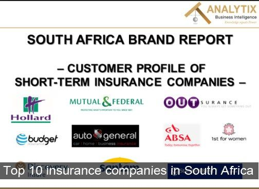 Insurance company in South Africa - Top 10 companies   For the Home