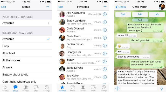 Permanently Delete Whatsapps Messages From Iphone Including
